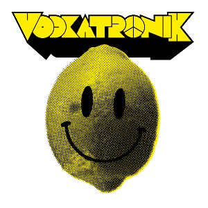 Vodkatronik Party Logo