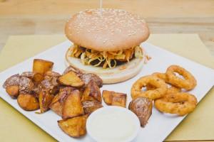 Hamburger Menu Raval Ancona