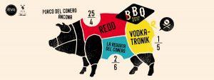BBQ - Porco del Conero 2017 Ancona