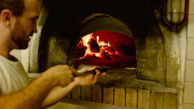 BBQ ll forno a legna